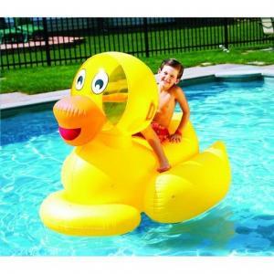 "International Leisure 9062, Swimline Water Sports, 60"" Giant Ducky"