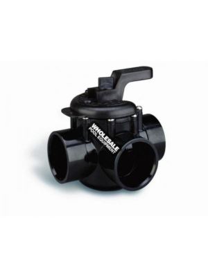 Pentair CPVC 3-Way Valve, 2-2.5""