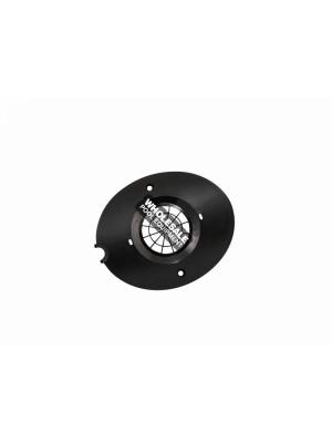 Maytronics US Inc; 99806252; Dolphin(TM); Impeller Cover - Botia Black; For use with: Models: Nautilus 115v Cb w/Cartridge; Triton 115v Cb; & Nautilus + Ps w/Weekly Timer
