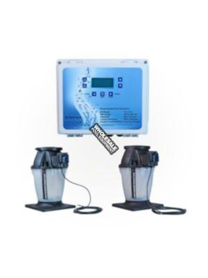 Available In-Store Only! Pentair 522622 Intellichem Controller with Acid/Chlorine Tanks with Tank Mounted Pumps