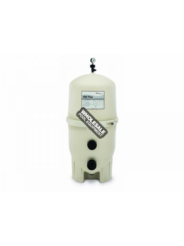 Pentair 180008 FNS Plus Fiberglass D.E. Pool Filter - 48 Sq. Ft.