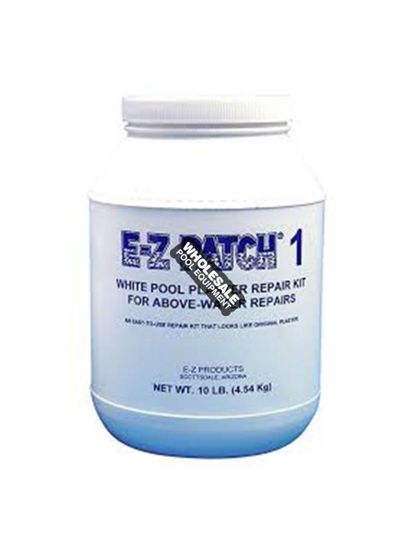 E-Z Products, EZP-002 E-Z Patch 1 Pool Plaster Repair; 10 lb, White