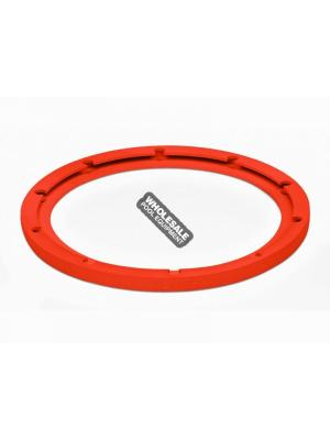 J&J Electronics LPL-G-S Silicone Lens Gasket For Sta-Rite(R) SwimQuip Series 0508 Housing and any LED or Incandescent Lamp
