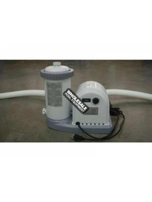 INTEX RECREATION CORPORATION PUMP 1500 GAL AC 120V