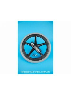 Hammerhead HH1050 Complete Cart Wheel; 20 Inch