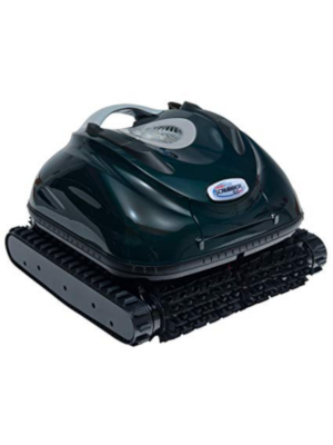 Smartpool NC74S Scrubber 60 Plus IG Robotic Pool Cleaner w/ Swivel Fast Trac