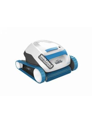 MAYTRONICS Dolphin(TM) S 50 Above-Ground Robotic Pool Cleaner; 40 ft Cable; Up to 40 ft Long Pool