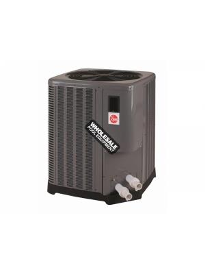 Trade Grade Rheem 016035 M8450 TI-E Classic Series Digital Heat Pump, 140k BTU