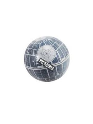 SWIMWAYS CORPORATION 29001 DEATH STAR LIGHT-UP BEACHBALL