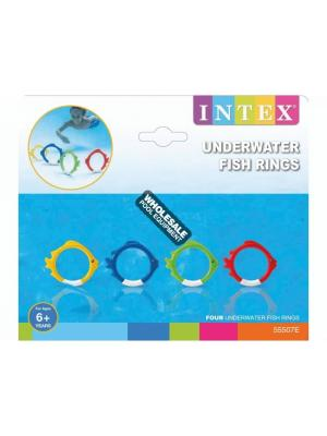 INTEX RECREATION CORPORATION 55507E UNDERWATER FISH RINGS