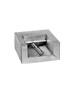 "8"" U Shaped Stainless Steel Scupper"