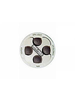 Jandy 4 Function Spa Side Remote W/ 150' Cord