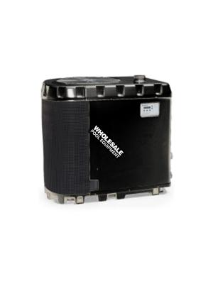 Available In-Store Only! Pentair 460970 Ultratemp ETI Hybrid Black Heat Pump - 220K BTU