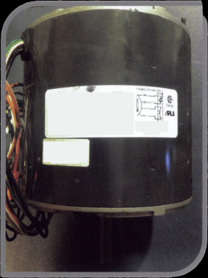 Aqua Comfort 900-200 Fan Motor Kit For In-Ground Models on all Pre 2013 Heat Pump