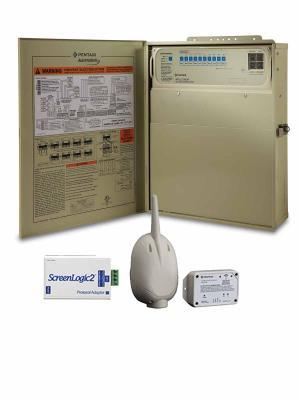 Pentair 522355 EasyTouch PSL4 Pool/Spa Combo Control System Base W/ ScreenLogic
