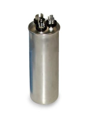 Regal Beloit; 19566225; Special Dual MFD Run Capacitor; Round; 25/10 MFD; 370V