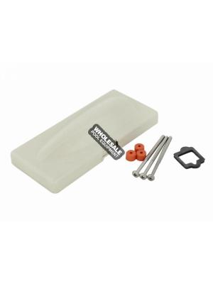 Pentair 350601 Control Cover Assembly Kit For IntelliFloXF(R); IntelliFlo(R) VF/VS+SVRS/i1 Variable Speed Pumps; Almond