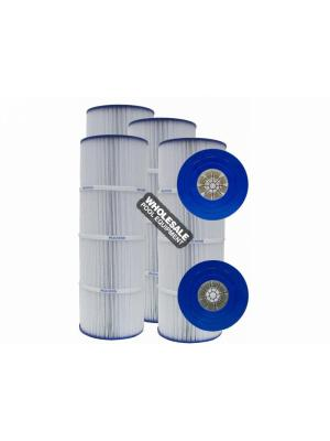 Pleatco PA81-PAK4 Replacement Filter Cartridge For Swim Clear C3025; Open with Molded Gasket; 4 oz/yd; 325 sq-ft; 19-5/8 Inch