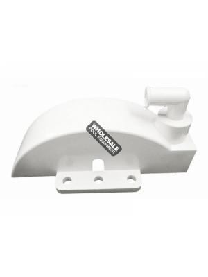 Zodiac C110 Turbine Cover with Elbow For Polaris Vac-Sweep 180/280; 280 TankTrax Pool Cleaners