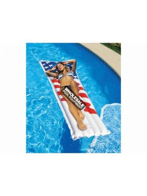 International Leisure Products, 90176, Swimline Water Sports, Swimline(R)Americana(TM) Series, Americana Series Mattress