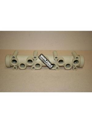 Pentair 471991 Return Header Assembly For Model 200; 250; 300; 400 MiniMax(R) NT TSI; NT LN; NT STD Heater