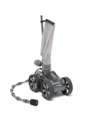 Pentair Kreepy Krauly Platinum Pressure Side Pool Cleaner - Gray