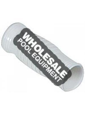 Pentair R22054 Handle Grip For Vacuum Hose Pole; 1-1/8 Inch; Vinyl; White