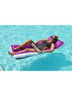MAIN ACCESS 305907 PURPLE/WHITE FLOATING MATRESS