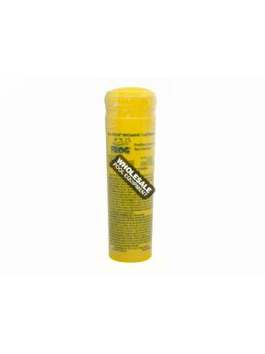 King Technology 01-14-3824 Spa Frog(R) Bromine Cartridge; Yellow,