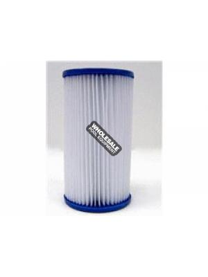 Pleatco PSTG5 Replacement Filter Cartridge For Comfort Line Spas; Spas to Go; 3 oz/yd; 5 sq-ft; 8 Inch