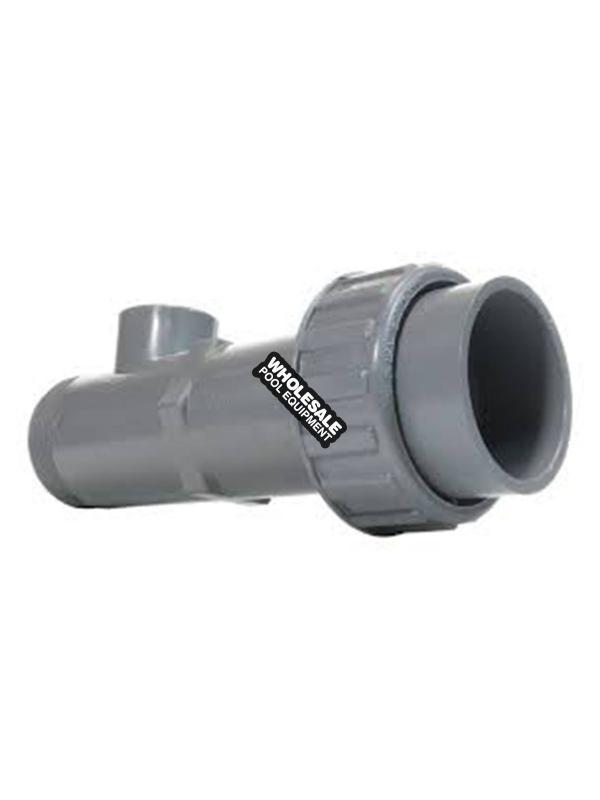 Raypak, Inc. CONNECTOR W/ FLANGE GASKET