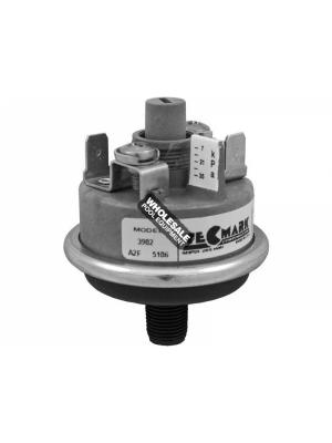 "Super-Pro; 3015 Pressure Switch; 1-5 PSI; 25A 1/8"" NPT"