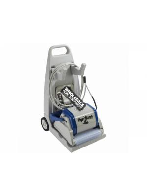AquaVac by Hayward RC99385 TigerShark Robotic Pool Cleaner Caddy Cart