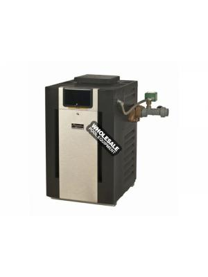 Raypak 013732 B-R408A Pro Series ASME Digital Heater - Cu-Ni - Propane - 399k BTU
