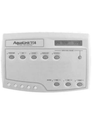 Jandy Aqualink RS4 All Button Pool & Spa Indoor Control Panel