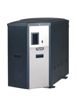 Raypak S-R410 Pro Series ASME Digital Condensing Heater - Natural Gas - 399k BTU