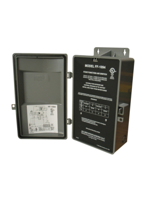 Allied Innovations 910100-007 4-Function Control without Button