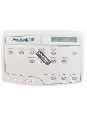 Jandy AquaLink RS8 Pool/Spa Control Panel