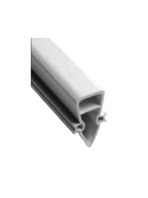 Stegmeier RDJ1W Rigid Deck Joint; 12 ft, White