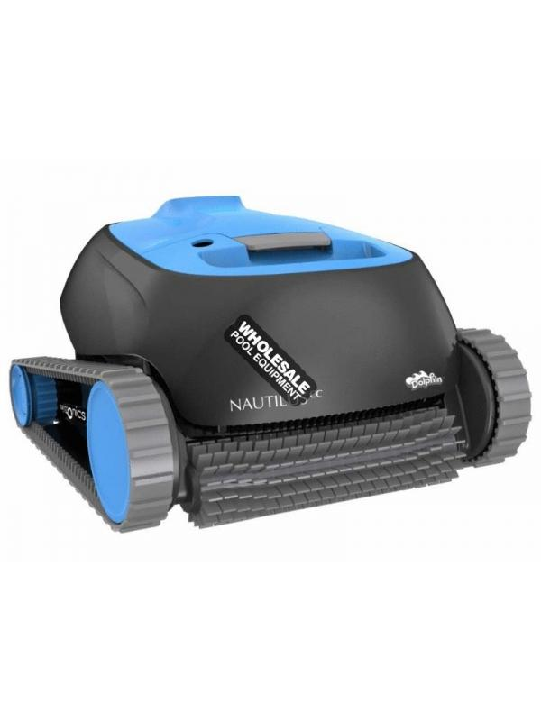 Maytronics 99996113-US Dolphin Nautilus CC Robotic In-Ground Pool Cleaner