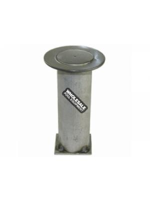 Paragon Aquatics Stanchion Sockets SS With Cap