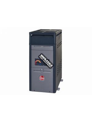 Trade Grade Rheem 014797  P-M106A Analog Above-Ground Heater - Natural Gas - 105k BTU