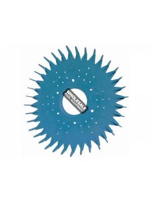 Zodiac W70329 Finned Disc For Baracuda G3 Pool Cleaner; Blue