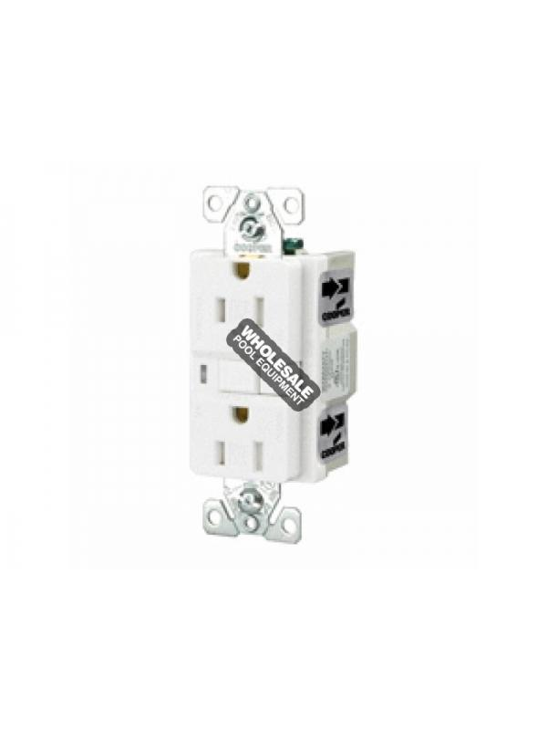 Fantastic Cooper Wiring Devices Trvgf15W Receptacle Tamper Resistant 15A Gfci Wiring Digital Resources Remcakbiperorg