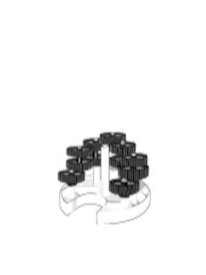 Q360 INFLOOR HIGH SPEED GEAR CASSETTE