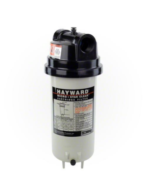 "Hayward C225 Micro StarClear Cartridge Filter - 25 SqFt, 1-1/2"" FIP"