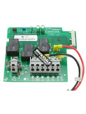 The Spa Works 77119 IQ2020 HEATER RELAY CIRCUIT BOARD 2001-2009