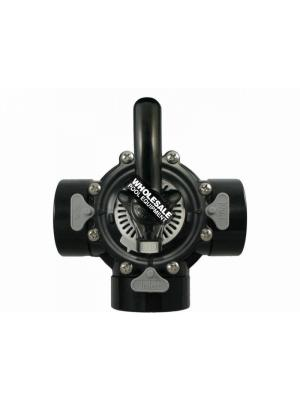 CUSTOM MOLDED PRODUCTS LLC 3-PORT CPVC HYDROSEAL VALVE