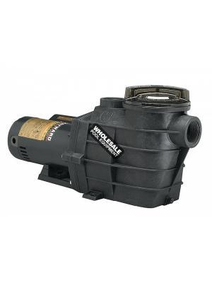 Hayward SP3007EECA Super II Single-Speed Full Rated Pump - .75HP 115/230V