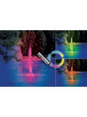 INTERNATIONAL LEISURE COLOR CHANGING LED FOUNTAIN